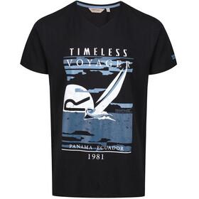 Regatta Calton t-shirt Heren zwart